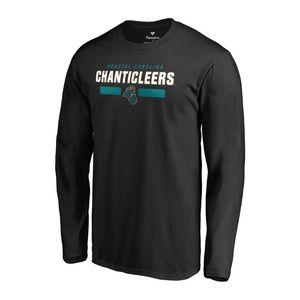 Coastal Carolina Chanticleers Long Sleeve Shirt
